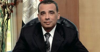 الطيار جاد الكريم نصر رئيس مجلس إدارة الشركة المصرية للمطارات