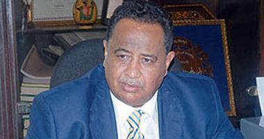 إبراهيم الغندور كبير مفاوضى الحكومة السودانية