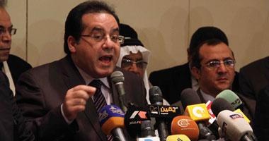 أيمن نور مؤسس غد الثورة