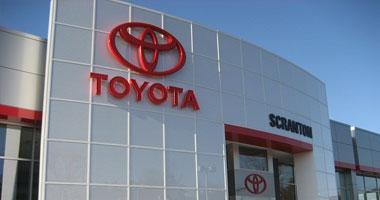 شركة تويوتا للسيارات