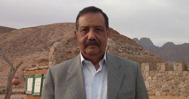 قوات جنوب سيناء تعيد سيارة تحمل دواجن سرقها مسلحان