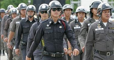 شرطة تايلاند تبحث عن مشتبه بهم آخرين فى تفجير بانكوك بعد اعتقال رجل
