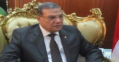مدير أمن المنوفية اللواء أحمد عبد الرحمن