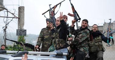 الجيش السورى الحر يقرر المشاركة فى الحرب ضد داعش