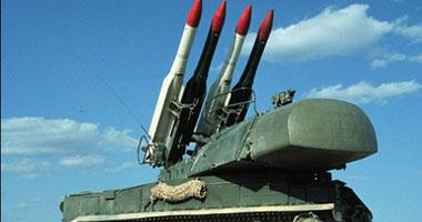 منصة صواريخ ـ أرشيفية