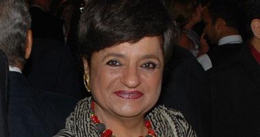 منى مكرم عبيد: مسئولون بصندوق النقد أكدوا لى ضرورة دعم اقتصاد مصر