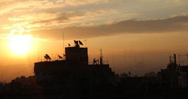 الأرصاد:طقس اليوم مائل للحرارة على الوجه البحرى..والعظمى بالقاهرة 35