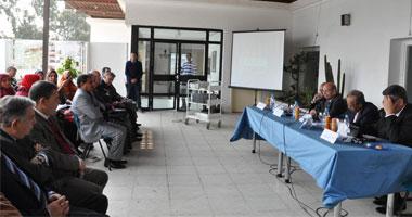 محافظ الجيزة: باب الإدارة المحلية بالدستور يساعد على رفع معدل التنمية