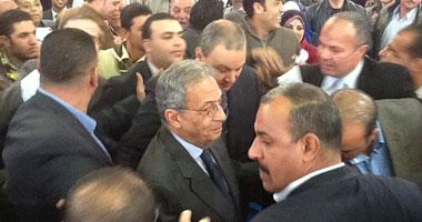 عمرو موسى من الغربية: الدستور الجديد يضمن حقوق الشعب بكل طوائفه
