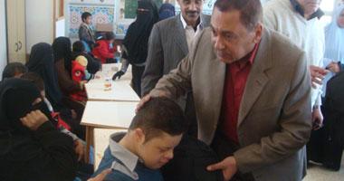 طلاب المدارس الفكرية بجنوب سيناء يؤيدون الدستور