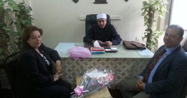 """""""المصريين الأحرار"""" بالإسكندرية يتقدم بالتهنئة للأزهر بمناسبة المولد"""