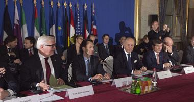 مجموعة أصدقاء سوريا تحث الائتلاف الوطنى السورى على حضور مؤتمر السلام