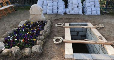 يديعوت أحرونوت تنشر أول صور لمقبرة شارون بصحراء النقب
