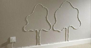 بالصور.. 20 طريقة إبداعية لإخفاء الأسلاك فى حائط الغرفة