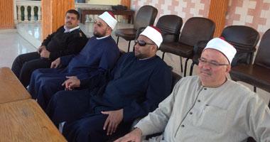 قافلة علماء الأزهر والأوقاف تعقد ندوة بمعسكر قوات أمن شرم الشيخ