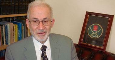 إبراهيم منير القيادى الإخوانى