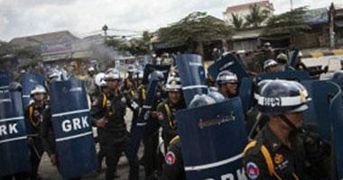 القبض على رئيس اتحاد النقابات الكمبودية بسبب تصريحات تحرض على جرائم