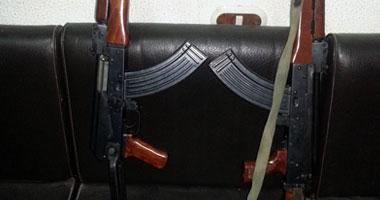 ضبط 59 بندقية وتنفيذ 59 ألف حكم قضائى خلال 24 ساعة