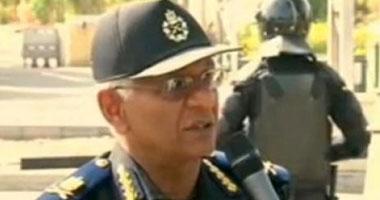 قائد الأمن المركزى: النظام السابق استخدم الضباط وسخرهم لمصلحته الخاصة
