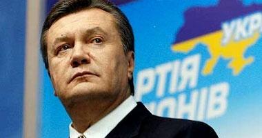 إدانة رئيس أوكرانيا السابق يانوكوفيتش بتهمة الخيانة العظمى