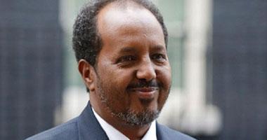 الرئيس الصومالى: خطاب السيسى ملهم..
