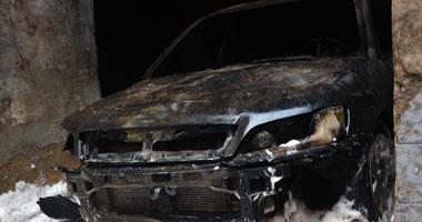 السيطرة على حريق داخل جراج سيارات فى بولاق الدكرور دون إصابات