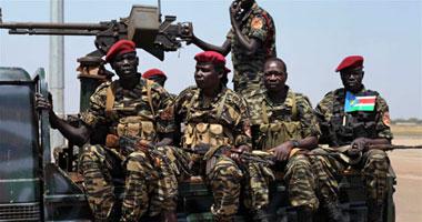 جيش جنوب السودان - أرشيفية