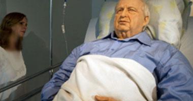 التليفزيون الإسرائيلى: فاتورة علاج شارون تكلفت 4 ملايين دولار
