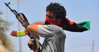 مسلحون فى ليبيا