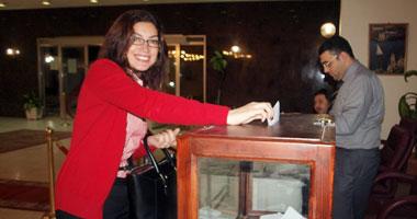 المصريون فى لبنان يوافقون على مشروع الدستور بنسبة 95.3%