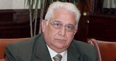 اللواء محسن النعمانى وزير التنمية المحلية