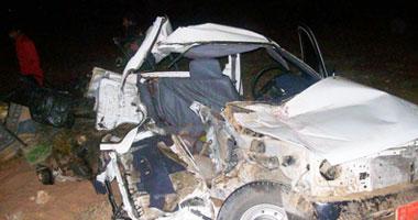 3 حوادث مروعة على الطريق الدائرى