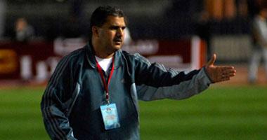 محمد رضوان المدير الفنى للمقاولون العرب