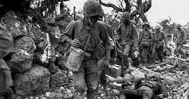 جانب من الحرب العالمية الثانية - صورة أرشيفية