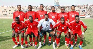 المكافآت تنهال المنتخب السودانى بلوغ