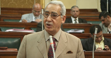 محمد خليل قويطة وكيل لجنة العلاقات الخارجية بمجلس الشعب