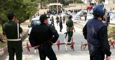 الدفاع الجزائرية: تدمير مخبأين للإرهابيين بهما مواد لصناعة المتفجرات