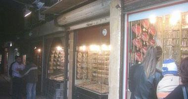 ركود فى سوق الذهب المصرى رغم زيادة الأسعار فى البورصات العالمية