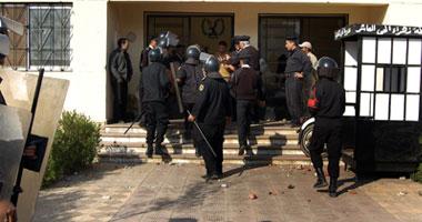 شرطة العطارين تحبط محاولة اعتداء