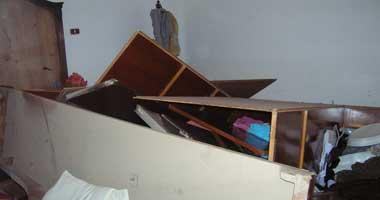 حبس عاطلين شكلا عصابة لسرقة الفيلات بمدينة الشيخ زايد