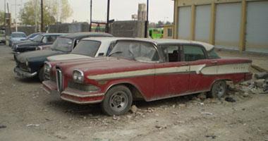 النقل الروسية تدرس حظر استخدام السيارات القديمة اليوم السابع