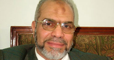 الدكتور محمود غزلان المتحدث الإعلامى لجماعة الإخوان المسلمين