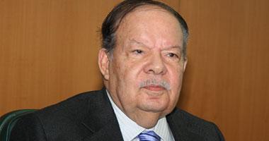 الدكتور أحمد فتحى سرور رئيس مجلس الشعب السابق