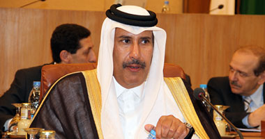 الشيخ حمد بن جاسم أل ثان رئيس الوزراء القطرى