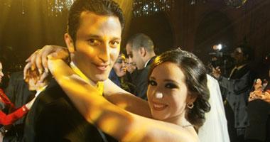 زفاف بنت شريف منير.. ليلة كل النجوم والمشاهير