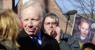 عضو مجلس الشيوخ الأمريكى جو ليبرمان