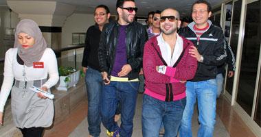 تكريم أحمد زاهر وكريم محسن بأكاديمية أخبار اليوم (صور) s1220102214448.jpg