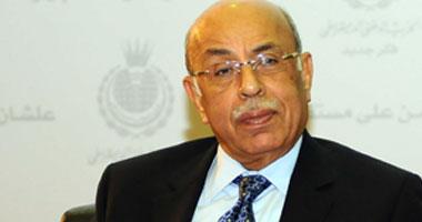 مفيد شهاب: مكافحة ظاهرة الإرهاب تقتضى تكاتف المجتمع الدولى