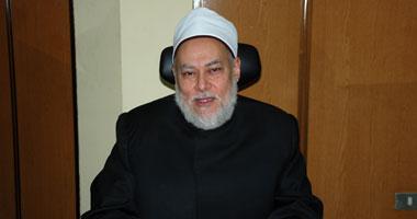 الدكتور على جمعة مفتى الديار المصرية