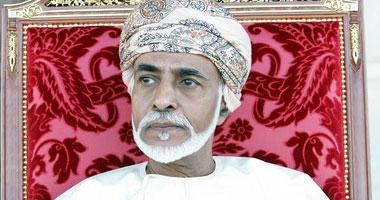 السلطان قابوس بن سعيد سلطان عمان